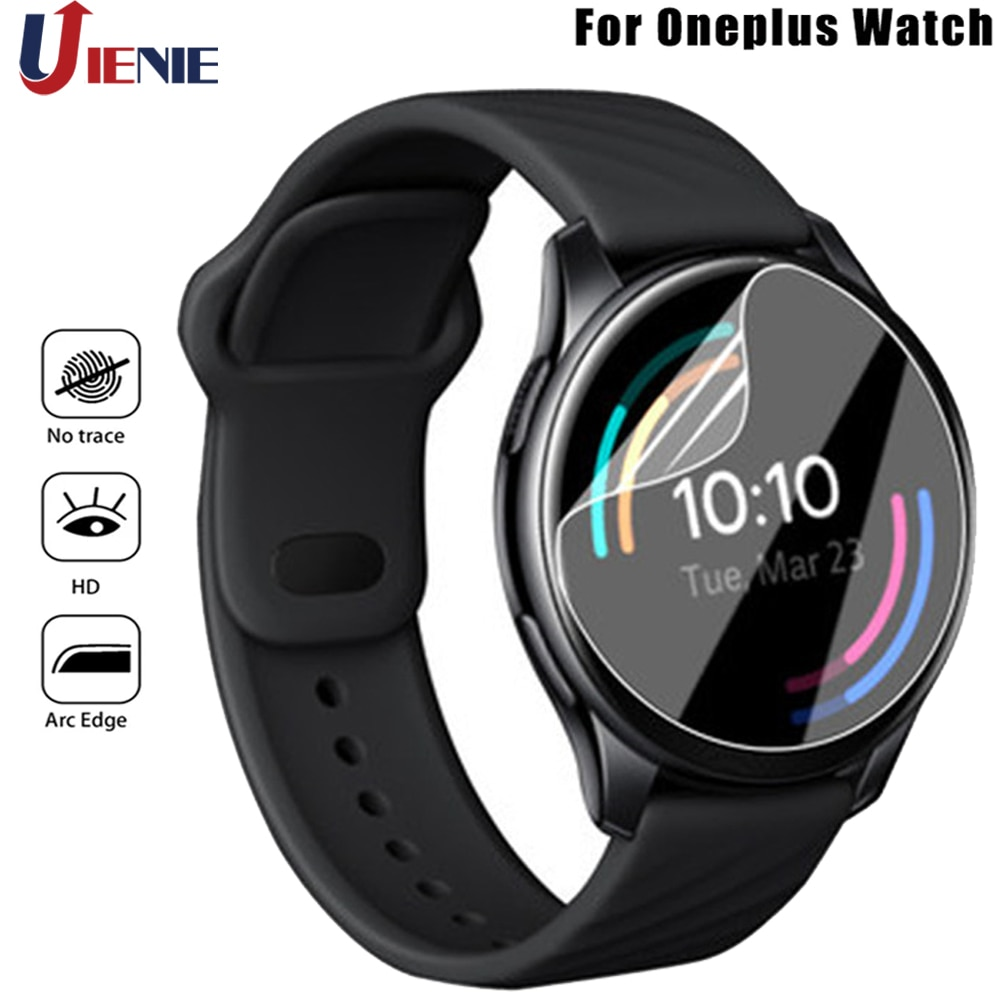 2pcs TPU Hydrogel Film for Oneplus Watch Full Soft Protective Film Cover Protection One Plus Sport S
