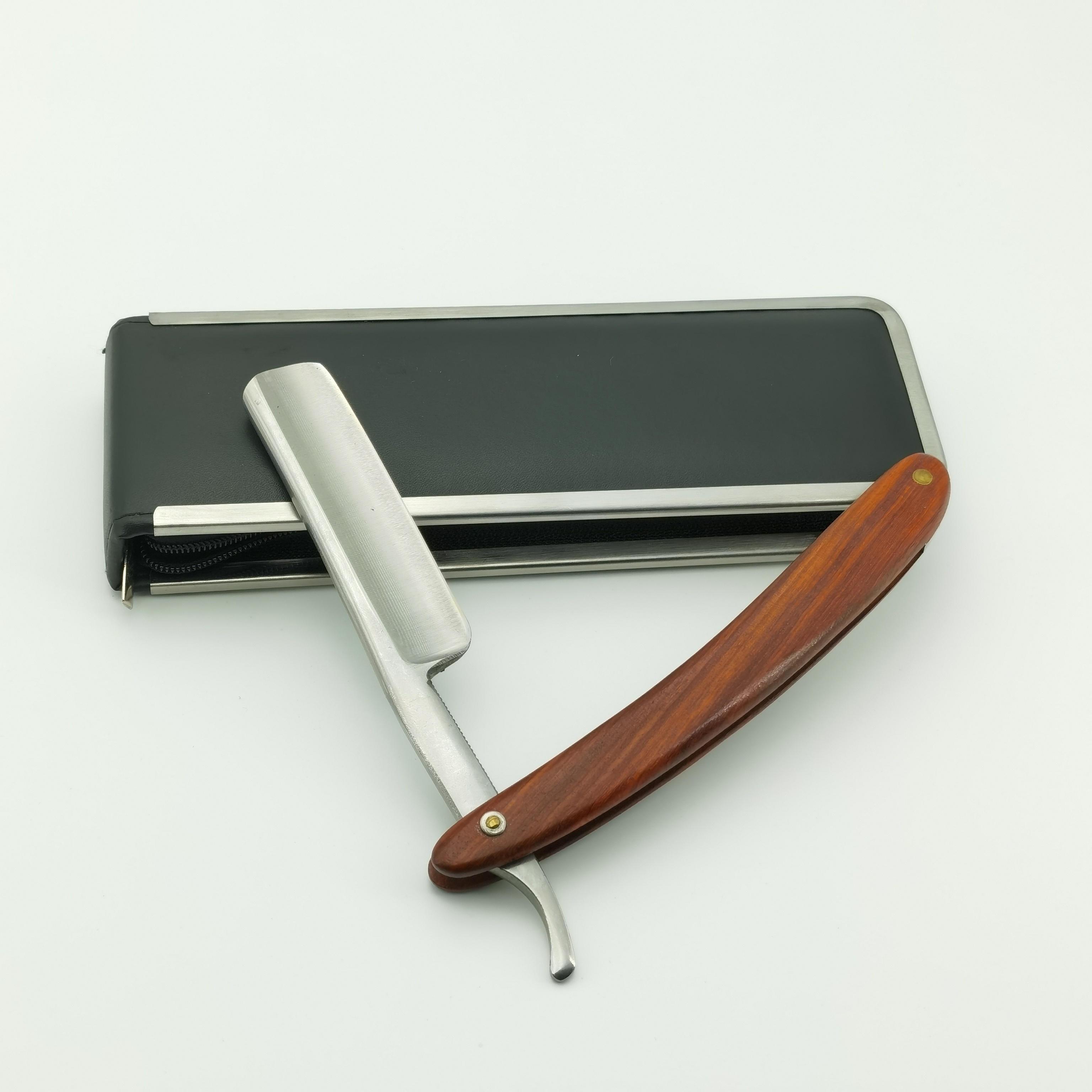 Lâmina de barbear alça de barbear navalha