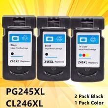 PG240 CL241 Cartouche Dencre pour Canon PG 240 241 240XL 241XL PG-240 Pour Canon Pixma MX452 MX472 MX512 MX522 MG4220 MG4120 imprimante