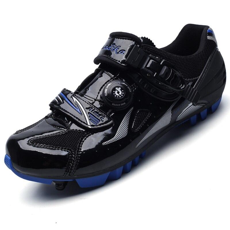 Высококачественная Мужская профессиональная обувь для верховой езды, велосипедная обувь, Уличная обувь для альпинизма, износостойкая прог...