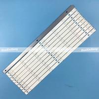 100%New 50 PCS/Lot 7LED(6V) 51.6cm LED Backlight Strip For LED50C380 JS-LB-D-JP50S8-071CBAC 30806A E50S8100 PC62926B V500HJ1-PE1