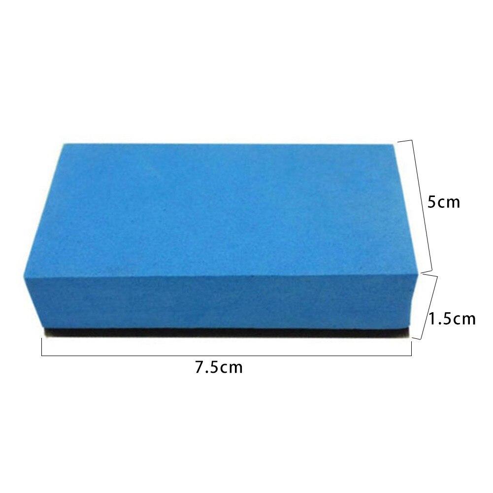 5 шт., автомобильные аппликаторы для полировки воска, 7,5x5x1,5 см