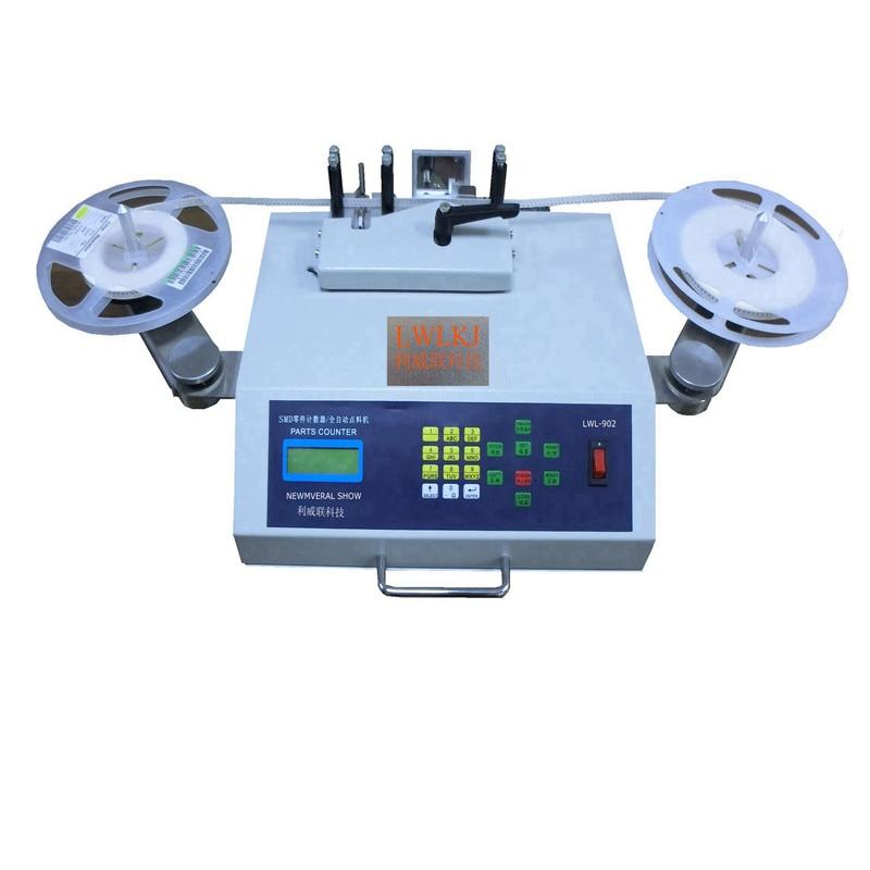 110V / 220V التلقائي SMD أجزاء مكافحة مكونات العد آلة 1 قطعة