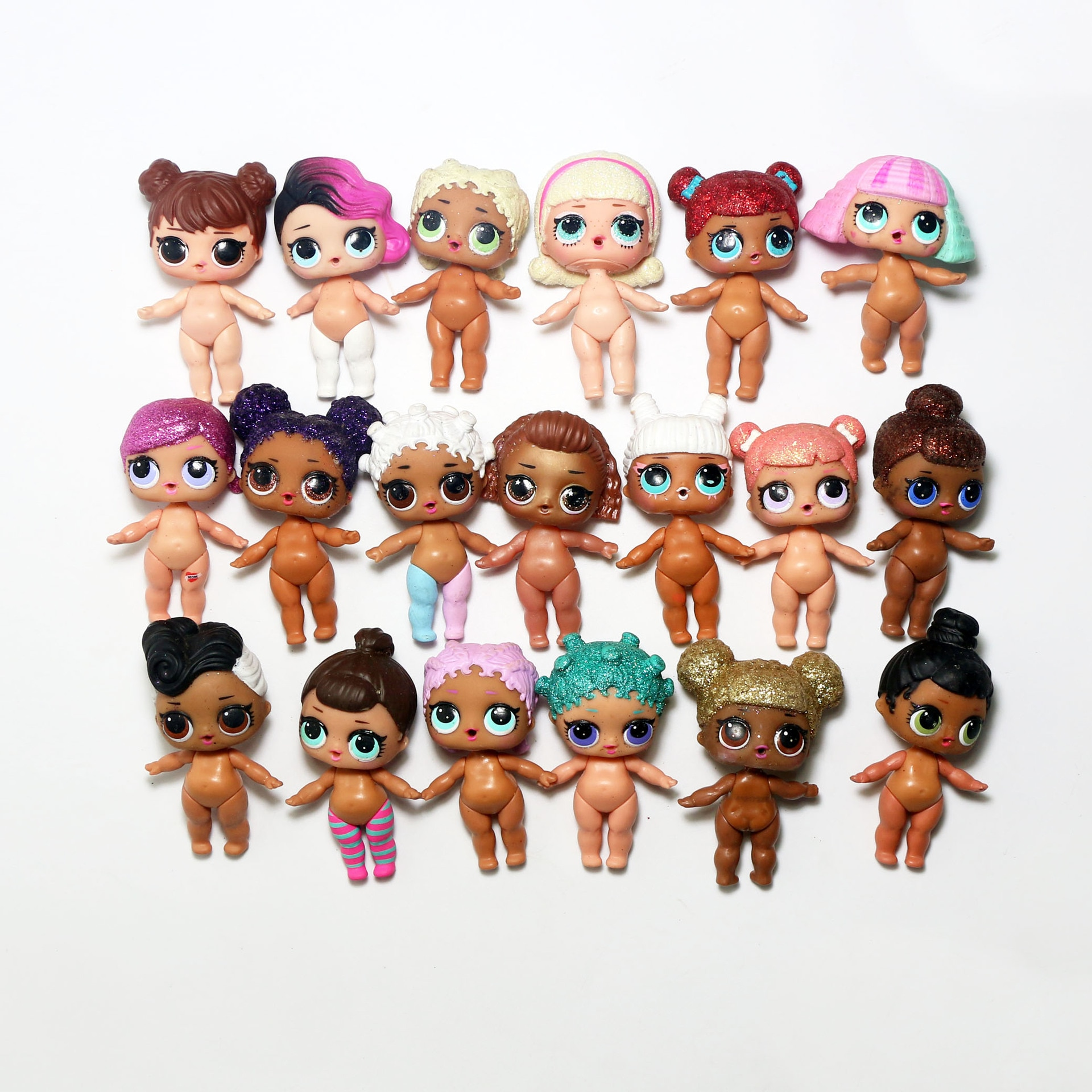 8 см DIY L.O.L.SURPRISE! Куклы lol, игрушки Surpris, кукла поколения, сделай сам, ручная глухая коробка, модель, день рождения, вечеринка, Мультяшные куклы, п...