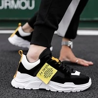 platform sneakers trend 2020 mens sneakers non slip sneakers for men breathable casual sneaker outdoor cheap running shoes