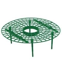10Pcs Plant Plastic Tool Strawberry Growing Circle Support Rack Farming Frame Gardening Vine