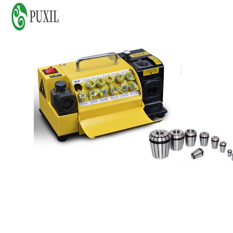 Máquina de Moedura Moedor Original Apontador Polidor Universal Automática Mr-13x