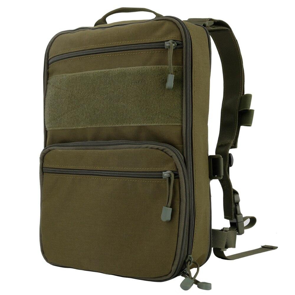 1000D mochila táctica militar Molle bolsa Portátil Bolsa de caza ejército impermeable mochila bolsa para senderismo al aire libre Camping caza