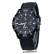 Hot Sale Children's Watch Waterproof Quartz Watch for Boys and Girls Casual PU Leather Watch British