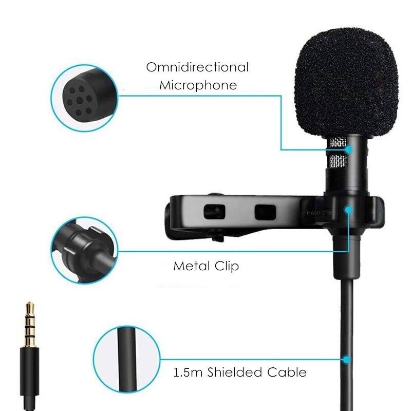 microfone microfono micro clip microphone condensador dj condensador bm800 professionnel karaoke studio audio condenser