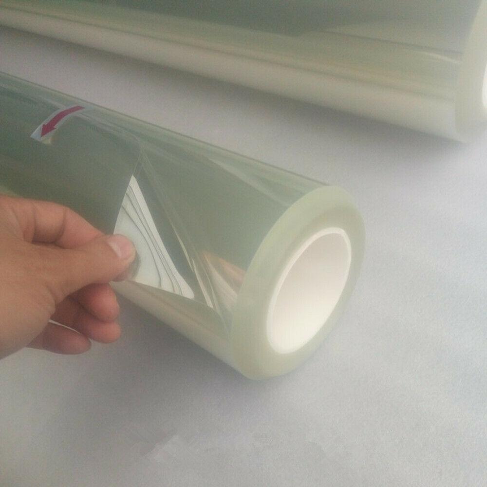 HOHOFILM-فيلم نافذة شفاف ، 2 مل/4 مل/8 مل ، PET ، مقاوم للكسر ، مانع انفجار الزجاج