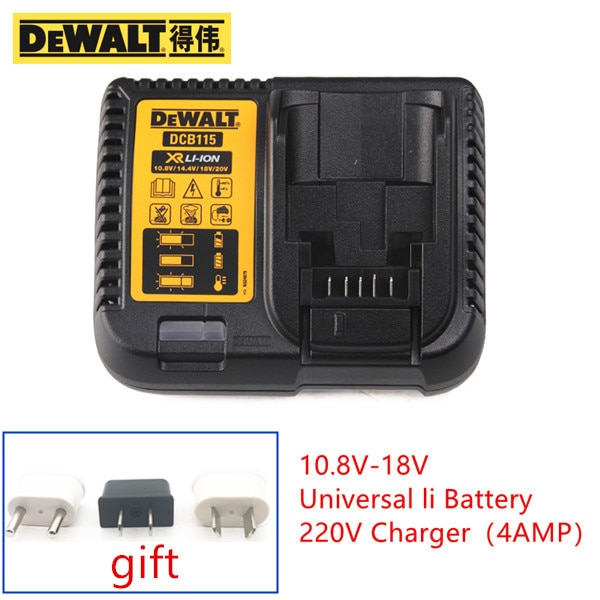Carregador para Dcs373 Dewalt Dcd991 Dcd990 Dcd796 Dcd795 Dcd790 Dcd785 Dcd777 Dcd735 Dcd730 Dcf889 Dcb115 Dch133 Dcd996 Dcd995