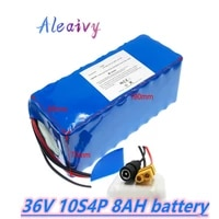 li ion battery 36v 8ah volt rechargeable bicycle 500w e bike electric li ion battery pack 36v battery electric moped scooter