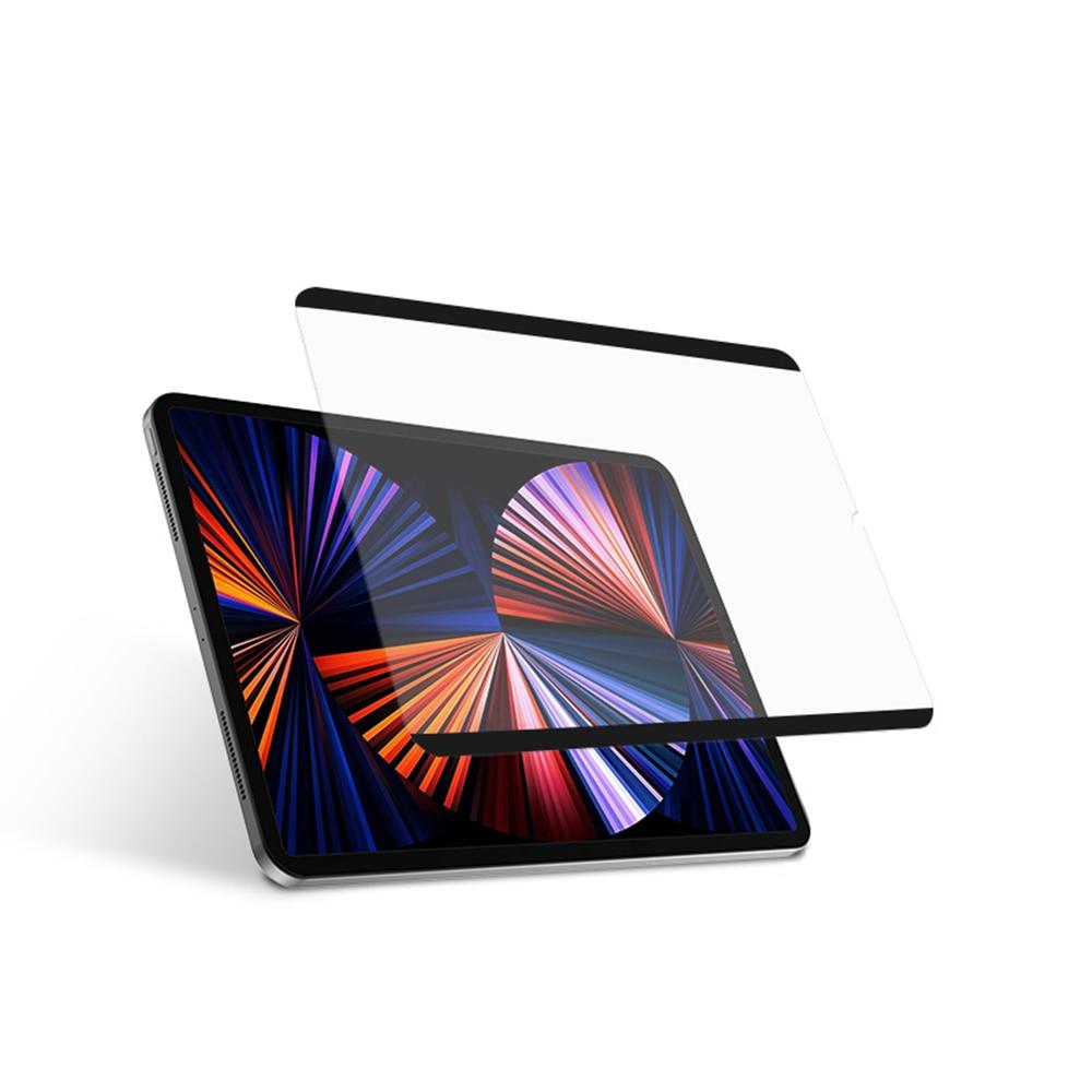 Paperlike для ipad Pro 12.9 Защита для экрана ipad Pro 11 Air 4 3 экран для рисования 10,5 10,2 Съемная магнитная бумага текстурная пленка