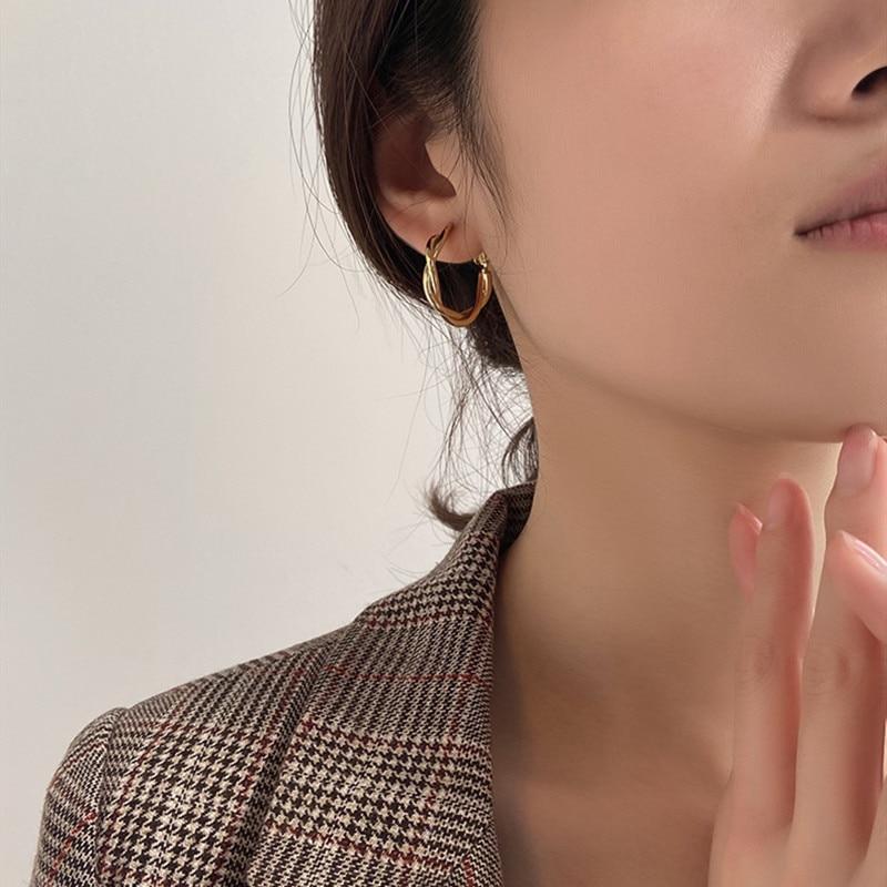 Корейские-серьги-из-стерлингового-серебра-925-пробы-модные-ювелирные-изделия-винтажные-геометрические-нестандартные-золотые-серьги-женск