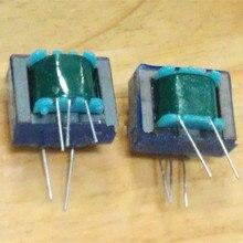 5pcs 오디오 절연 변압기 1000 : 1000 옴 유럽 1 : 1 1000 OHMs 변압기 5 핀 오디오 변압기 울리는