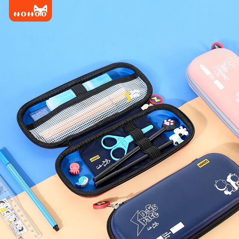 Gran capacidad estuche para lápices Kawaii Pencilcase Anti-Otoño escuela estuche de bolígrafo suministros lápiz bolsa escuela caja bolso de lápices papelería