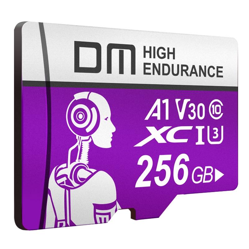 DM tarjetas de memoria para teléfonos móviles tarjeta Micro SD Class10 tarjeta TF 256gb 128gb 64gb 32gb 16gb Smartphone tableta Cámara