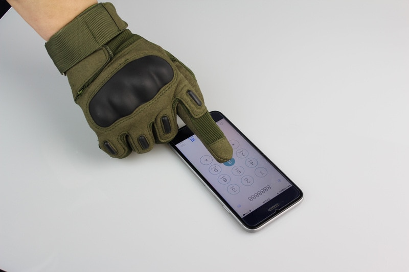 Comprehensive Tactical Training All Fingered Gloves Sell Fast Outdoor Sports Fight Fitness Mountaineering enlarge