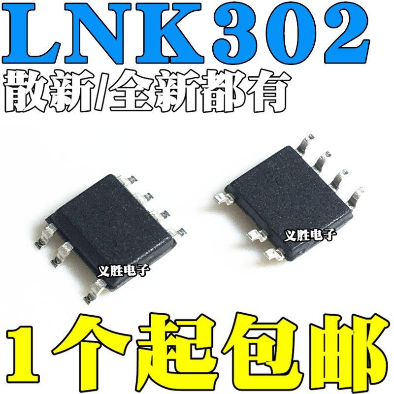 Original 5pcs/ LNK302DN LNK302DG SOP7
