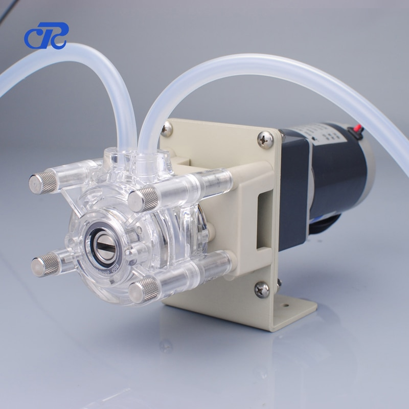 Application Of Peristaltic Pump In Fermenter Experiment enlarge