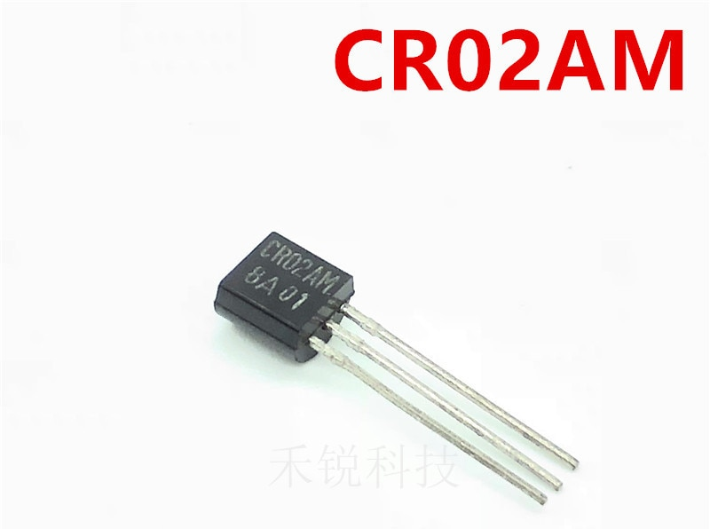 Envío Gratis 50pzas/lote CR02AM-8 CR02A a-92 mejor calidad