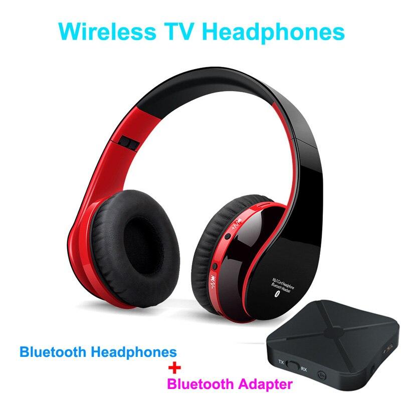 Multifunction estéreo sem fio tv fone de ouvido bluetooth fones com microfone para mp3 pc tv telefones de áudio pk bingle b616 fone de ouvido