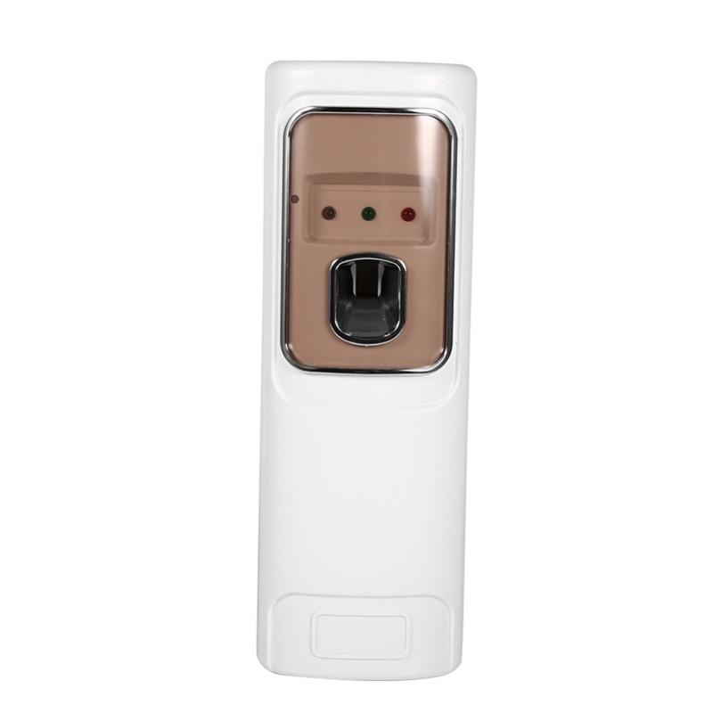 Ambientador de aire de 300Ml dispensador de Aerosol de Perfume Led automático montado en la pared Hotel interior Us Plug