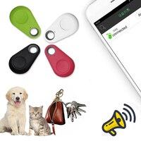 Мини Смарт-локатор для домашних питомцев, детей, Bluetooth 4,0, GPS-трекер, защита от потери, безопасная бирка с сигнализацией, беспроводная Детская ...