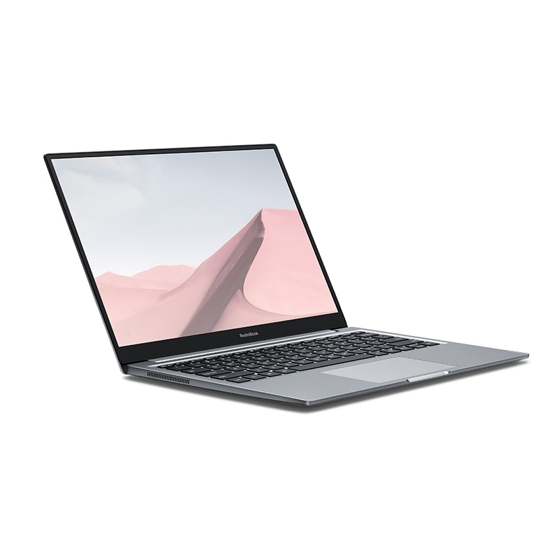 Xiaomi laptop13.3 inch Intel core 10th gen CPU 16GB RAM 512GB SATA SSD Redmibook air 13 laptop 2K notebook