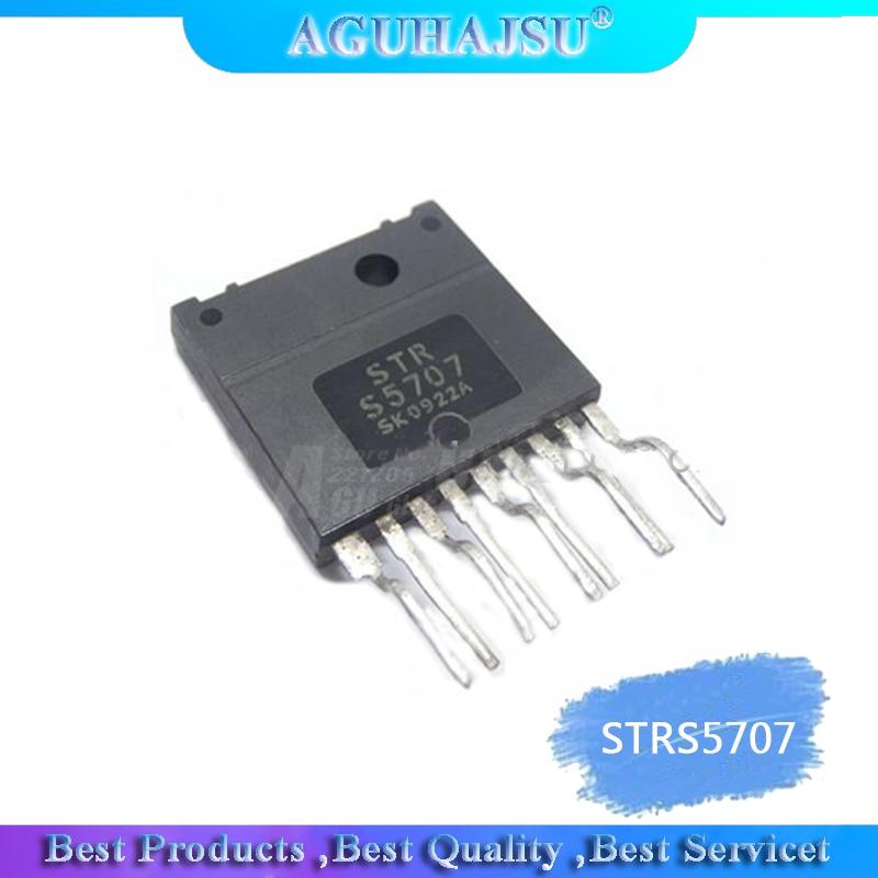 1pcs  STRS5707 STR-S5707 Power management module ZIP