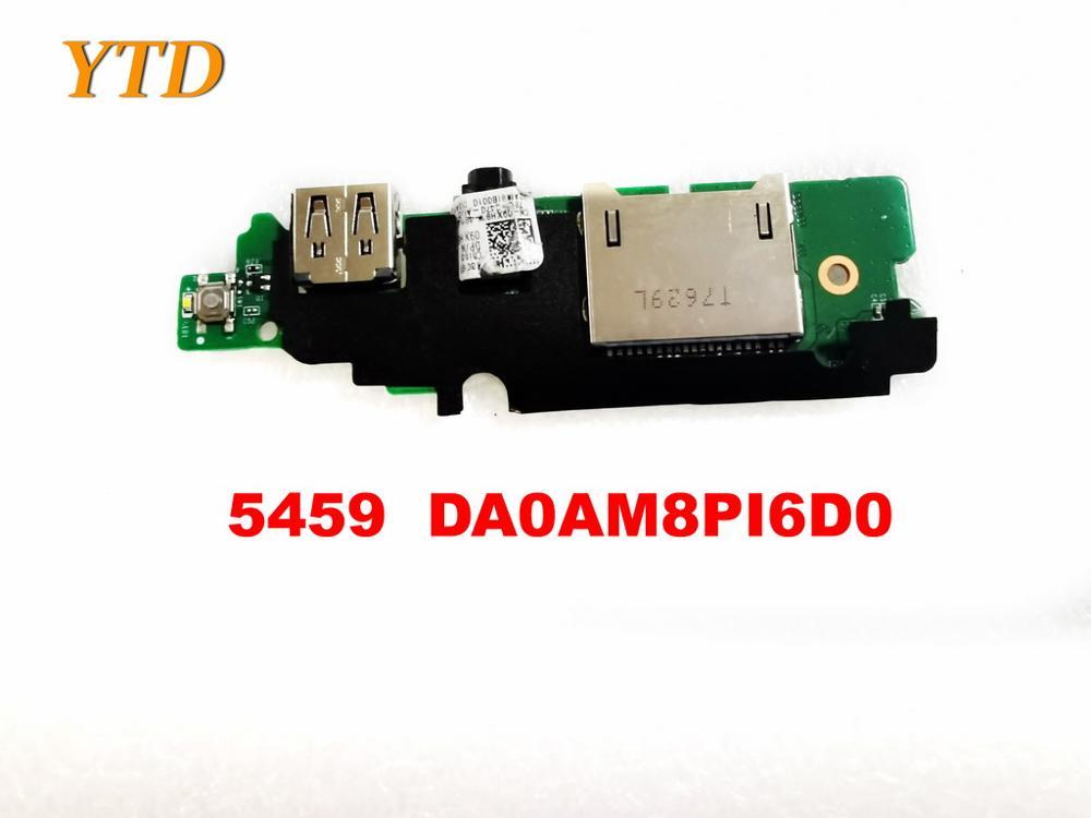 Original pour DELL 5459 usb carte Audio carte 5459 DA0AM8PI6D0 testé bon livraison gratuite