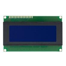 1 pièces Smart Electronics LCD Module moniteur daffichage LCD2004 2004 20*4 20X4 5V caractère bleu/vert rétro-éclairage écran