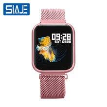 Sport Smart Horloge P68 P70 P80 P90 Fitness Armband Tracker Hartslagmeter Bloeddruk Voor Ios Android Iphone Xiaomi