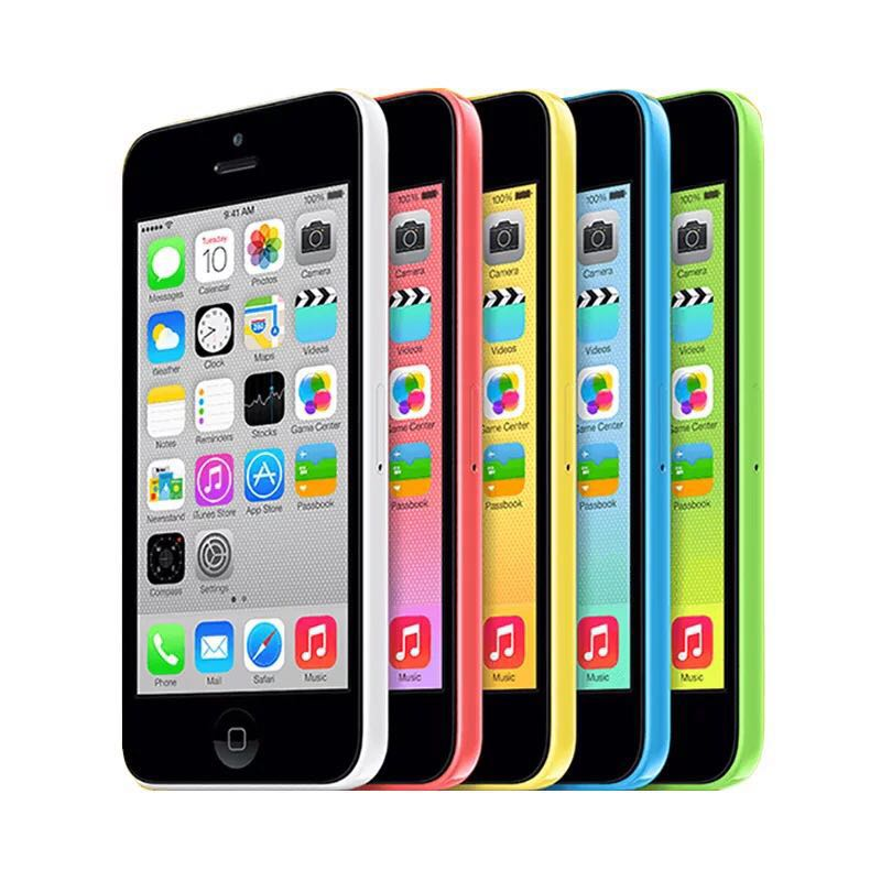 Unlocked Apple Iphone 5C (Used) Cellphone 4.0
