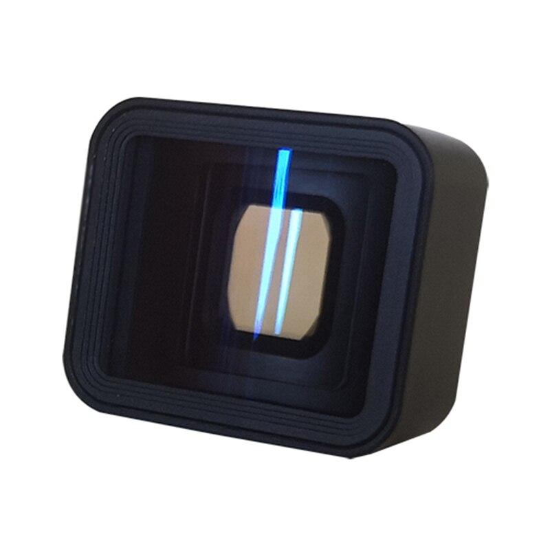 عدسة عريضة غير متبلور لكاميرا جوبرو هيرو 9 أسود عدسة سينمائية 1.55X
