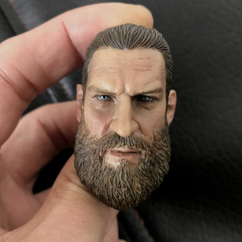1/6 Action figure model seal commando head carving honor  cap baseball cap spot