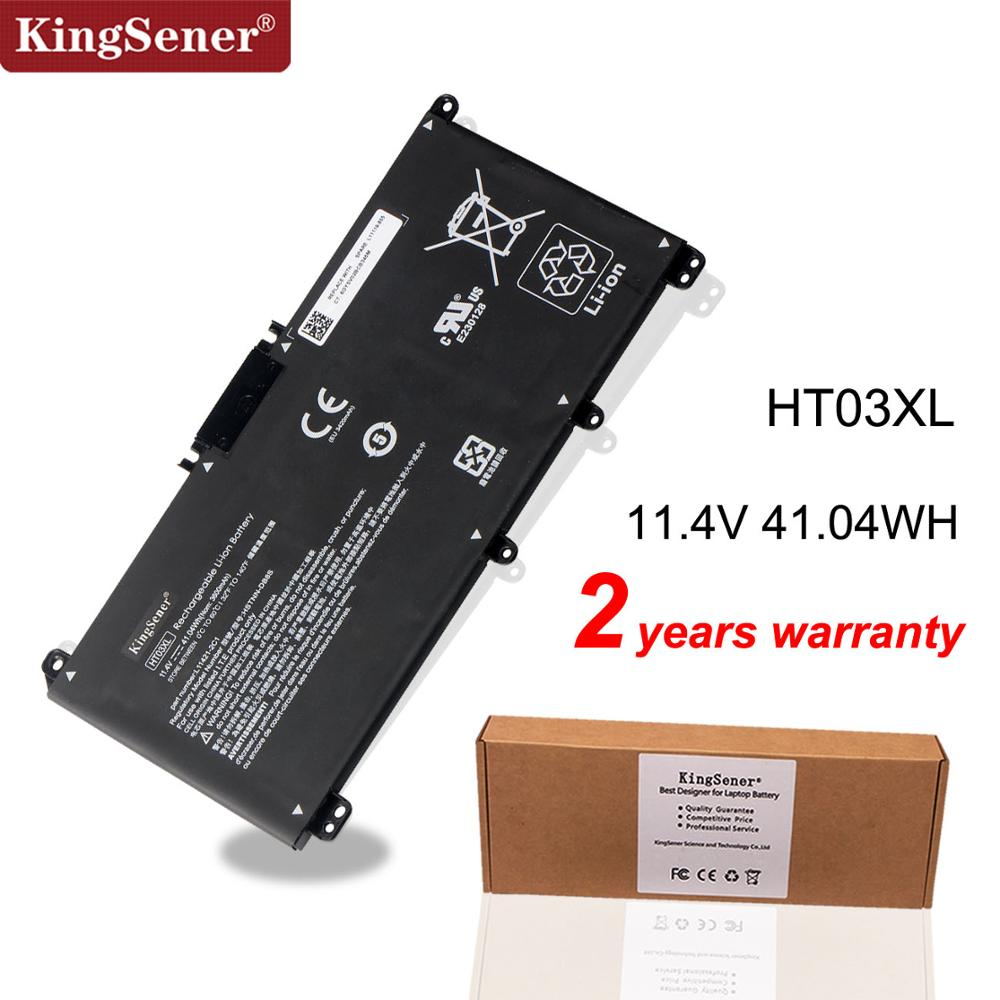 Kingsener HT03XL batería para pabellón HP 14-CE0025TU 14-CE0034TX 15-CS0037T 250 255 G7 HSTNN-LB8L L11421-421 HSTNN-LB8M/DB8R