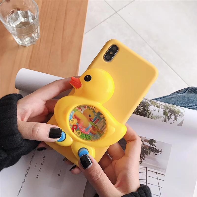 3D juego juguete caso líquido cubierta suave para Xiaomi Redmi 4A 4X 5 Plus 5A 6 7 7A 8 8A K20 Nota 4 5 5 5 6 6 7 8 Pro G2 S2 Y1 Y2 Y3 Coque