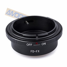 FD au FX Adaptateur Canon FD FL vers Caméra en Monture Fujifilm X X-T30 X-T100 X-H1 X-A5 X-E3 X-T20 X-A10 X-A3 X-T2 X-Pro2 X-E2S X-T1 IR X-