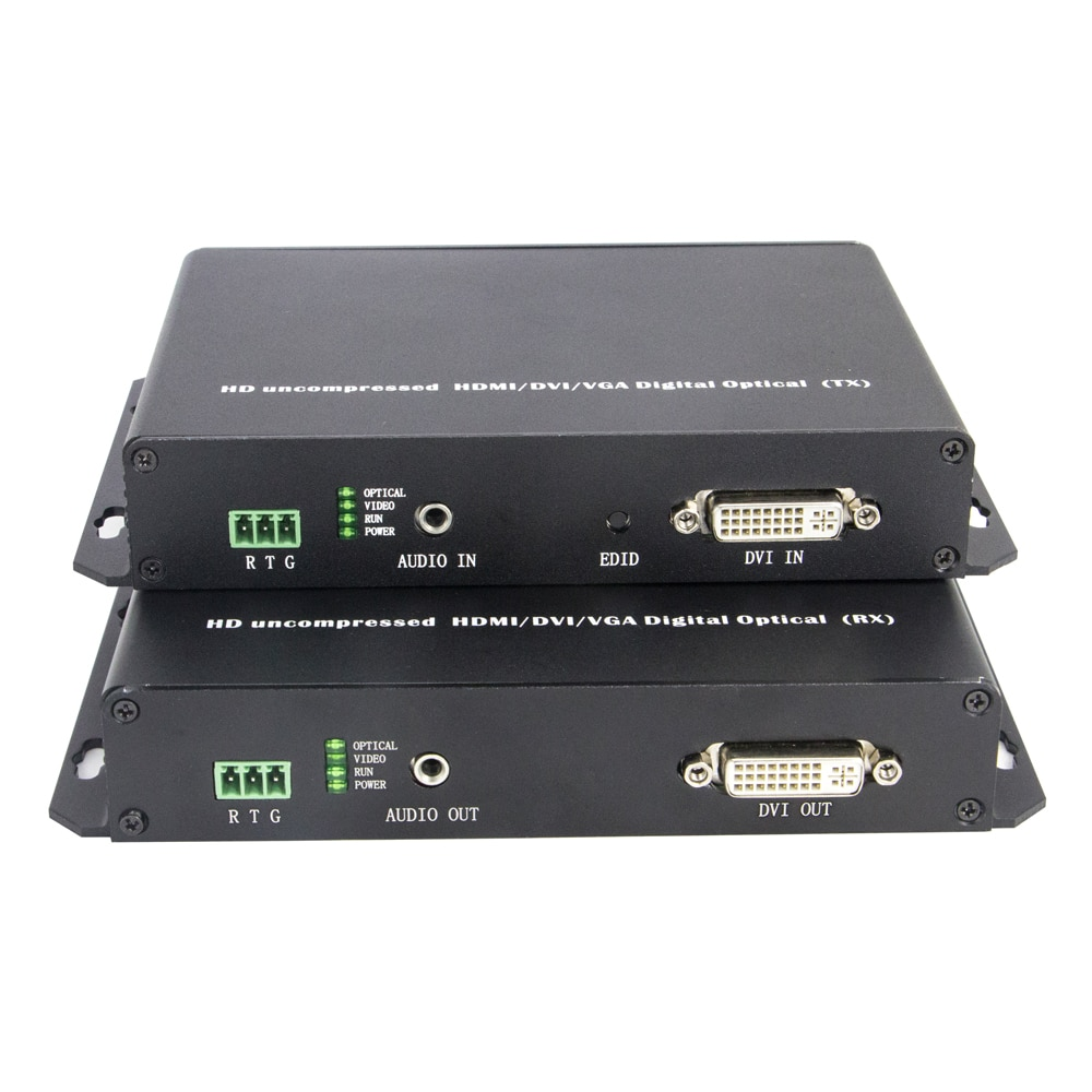 XS-ODM1 transmisor y receptor DVI TX & RX