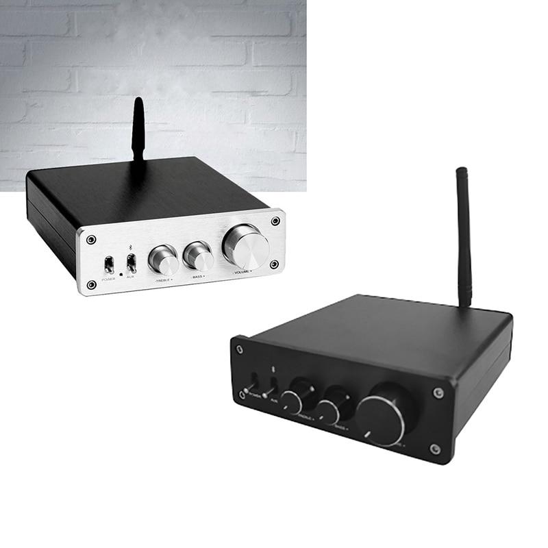 TPA3255 مكبر كهربائي ستيريو مضخم رقمي 2 قناة QCC3008 بلوتوث 5.0 الرقمية مكبر صوت