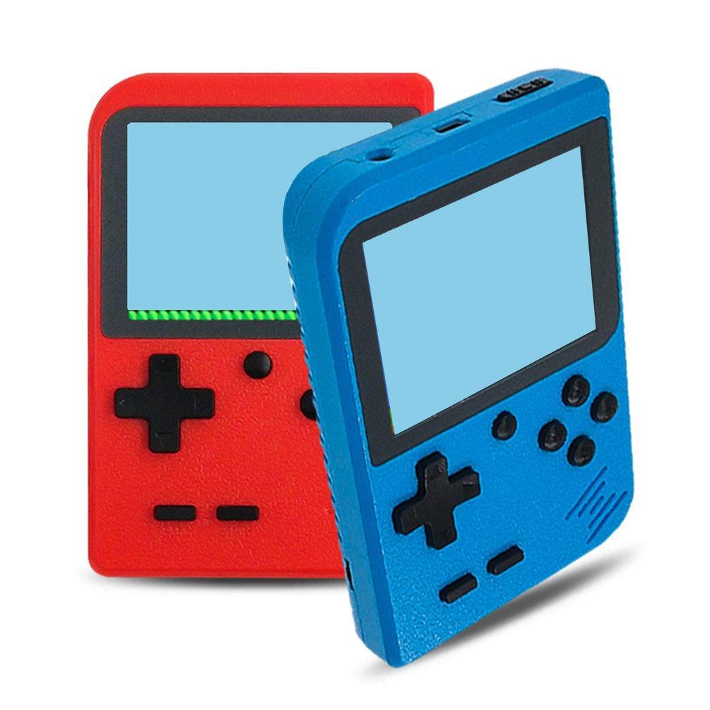 Miniconsola portátil para niños, Consola de videojuegos Retro de 8 bits, pantalla...