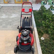 XP200 منخفضة الضوضاء متعددة الوظائف ذاتية جزازة أربعة-Stroke البنزين جزازة ارتفاع تعديل البنزين جزازة العشب حديقة أداة