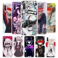 lewd sad girl japanese anime cover phone case for xiaomi redmi note 9s 10 9 8 8t 7 6 5 6a 7a 8a 9a 9c s2 pro k20 k30 5a 4x coque