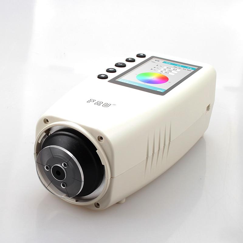WR18 Hand held colorimeter 4mm,8mm with optional 40mm aperture enlarge