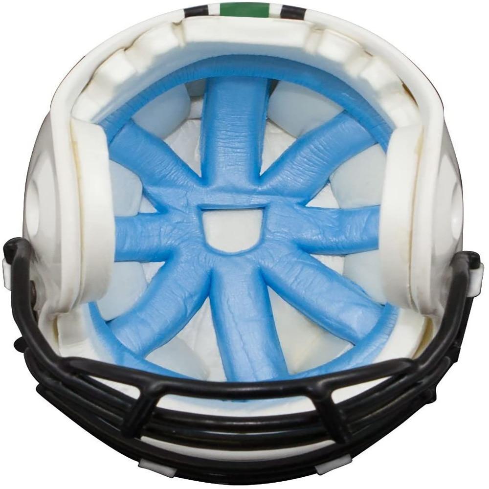 Levitating Football Helmet, Magnetic Suspension Decoration Collectible,Creative Light Hover Helmets,Sports Fan Football Helmets enlarge