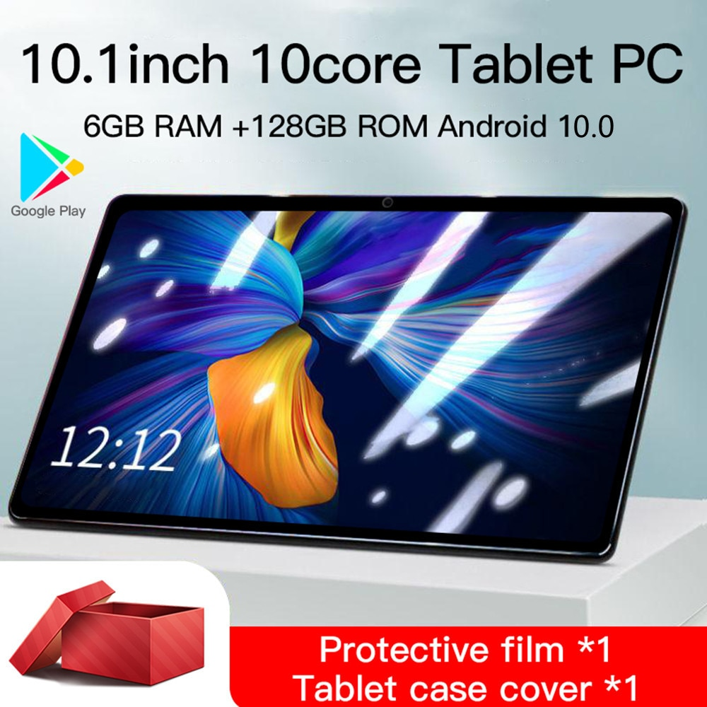 M30 tablette 10.1 inch Game Tablet 6GB RAM 128GB ROM DRAW TABLET windows tablet 10 Core lcd tablet a