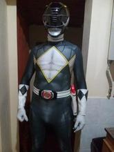 3D Print Kyoryu Sentai Zyuranger Ranger Cosplay Costumes Red/Blue/Green/Black/Pink mighty morphin Rangers Cheap Zentai Bodysuit
