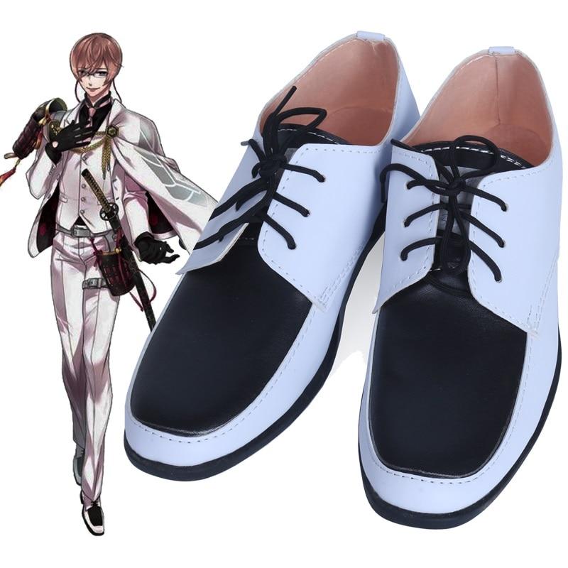 أزياء تنكرية للجنسين, أزياء تنكرية للجنسين أنيمي توكين رانبو على الإنترنت كيكو ساداأحادي أحذية مصنوعة حسب الطلب